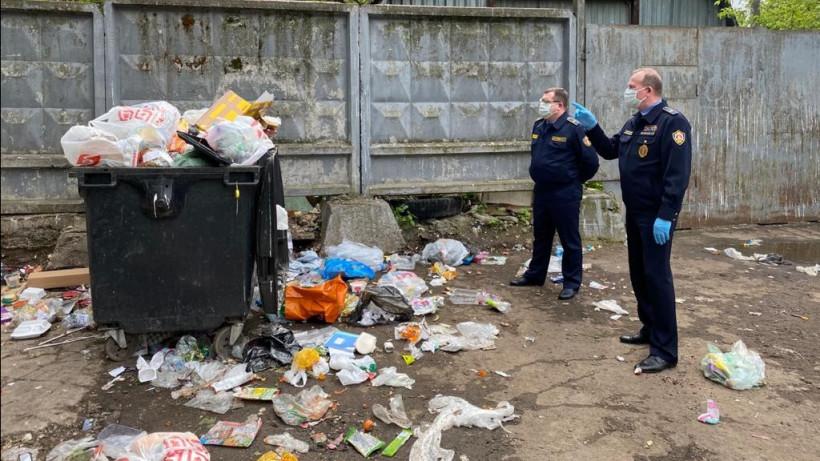 Олег Баженов проинспектировал населенные пункты в городском округе Красногорск