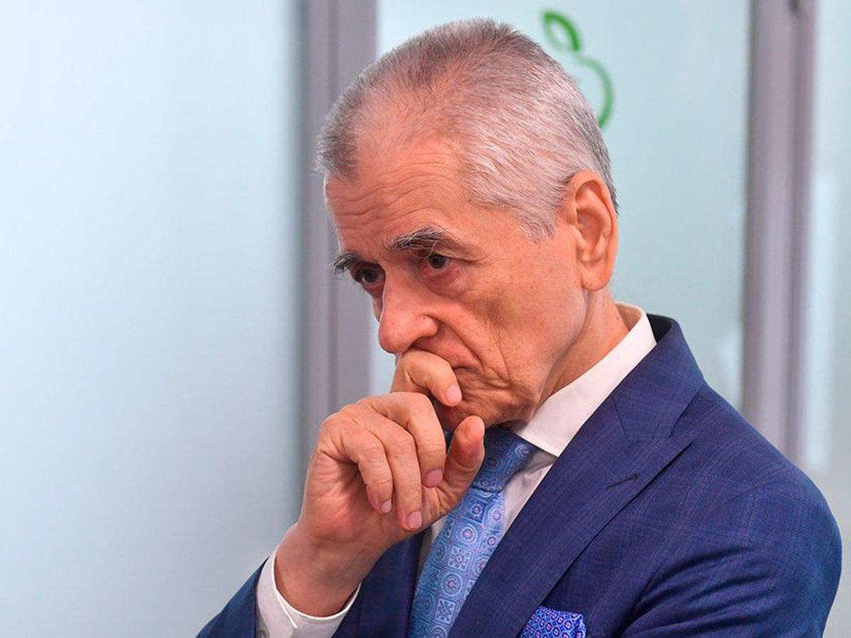 Онищенко оценил риск заразиться в подъезде