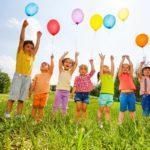 Онлайн мероприятие «Детство разноцветная страна»