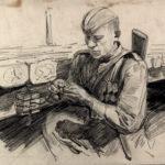 Онлайн-выставка «Фронтовой портрет. Судьба солдата»