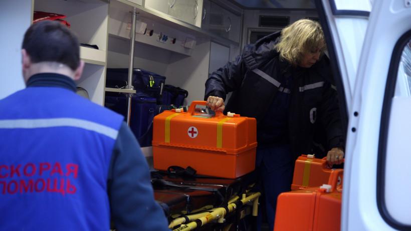Почти 1 тыс. бригад скорой и неотложной помощи работают в Московской области ежедневно
