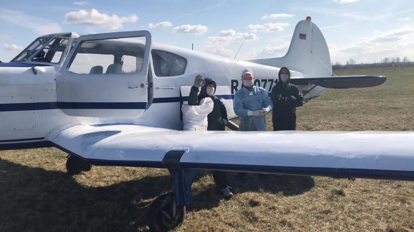 Подмосковные ветеринары начали вакцинировать диких животных с помощью авиации