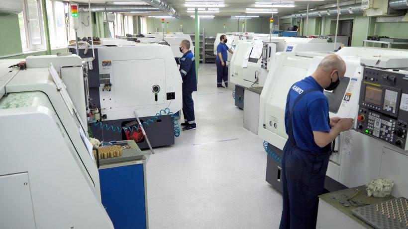 Предприятия Подмосковья получили 3 млрд рублей по противоэпидемической программе ФРП