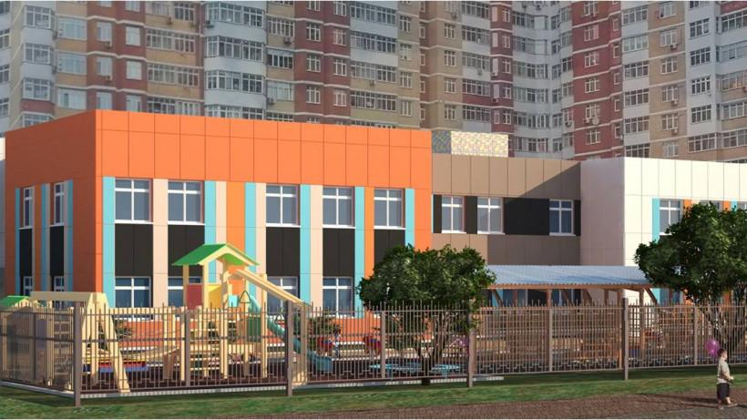 Проект детского сада в Балашихе включили в реестр повторного применения