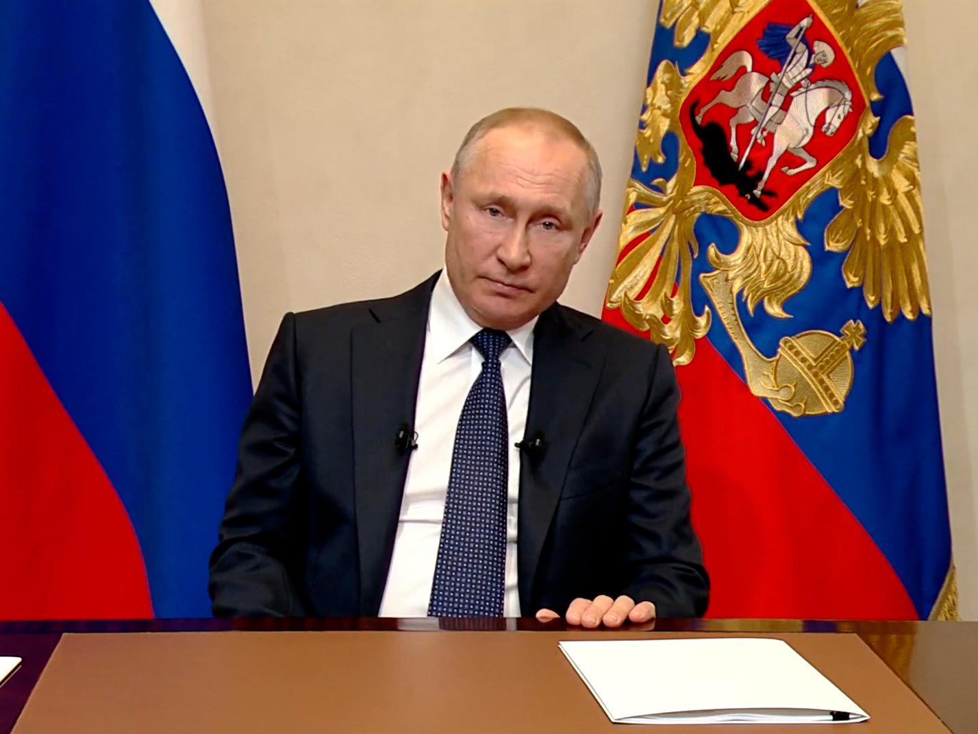 Путин проведет совещание о продлении режима нерабочих дней