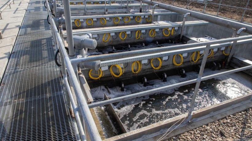 Работа по оздоровлению реки Волги продолжается в Подмосковье
