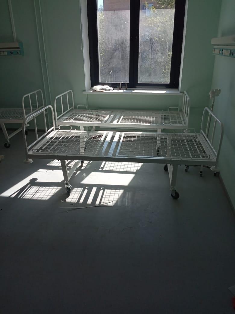 Реконструкцию корпуса поликлиники завершили в Одинцове