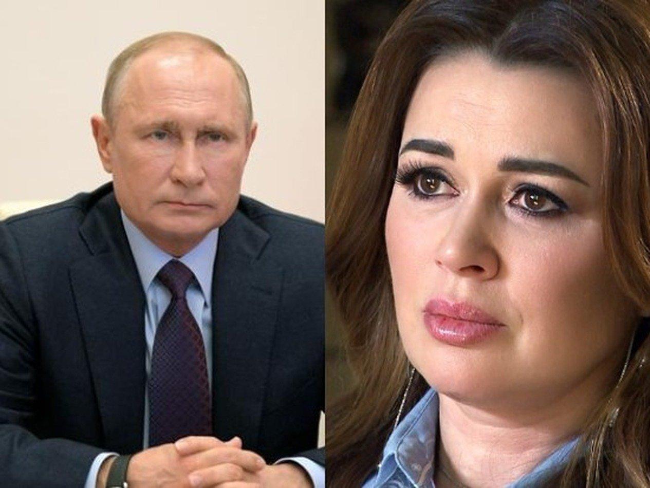 «Родные передали клетки рака»: Путину рассказали о болезни и лечении Заворотнюк