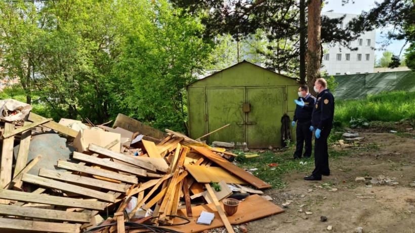 Руководитель Госадмтехнадзора Подмосковья проинспектировал Одинцовский округ