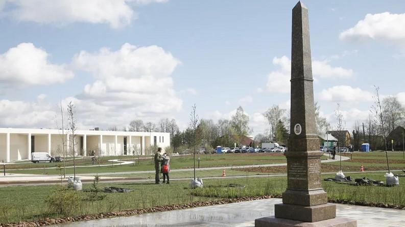 «Сад памяти» появился в деревне Петрищево Рузского округа в рамках международной акции