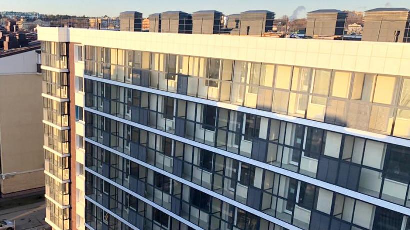 Шесть новых жилых домов ввели в эксплуатацию в Подмосковье за неделю