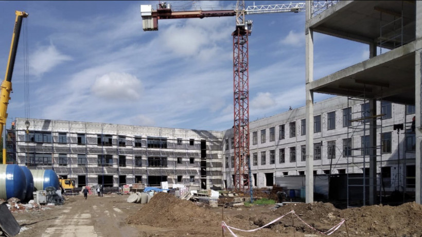 Школу на 1,1 тыс. мест построят в Ивантеевке в 2020 году