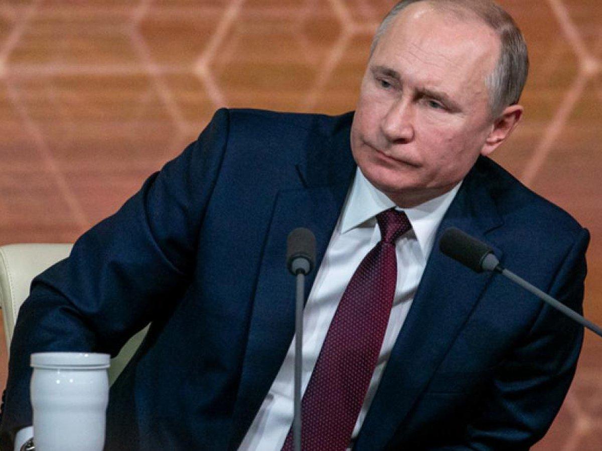Слова Путина о России, как «отдельной цивилизации», стали мемом