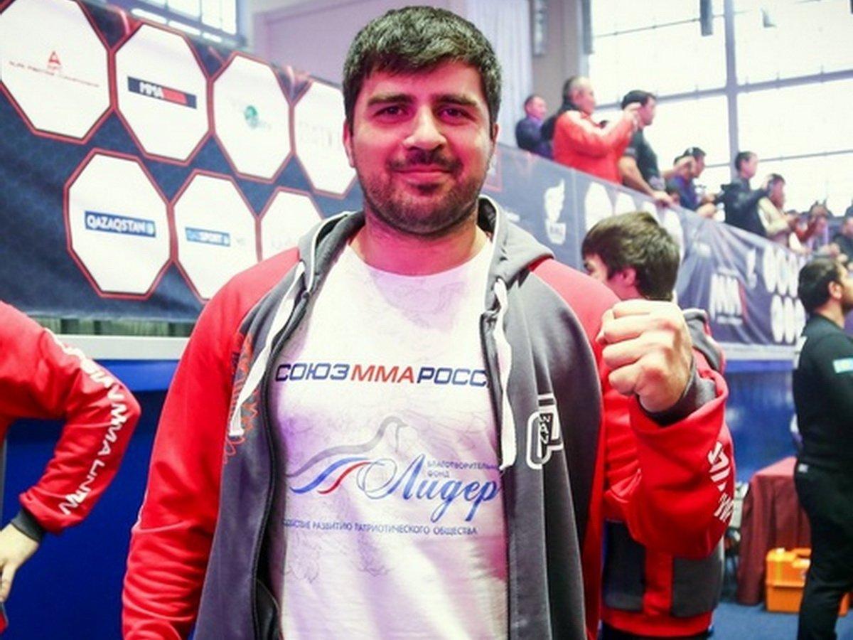 СМИ: тренер бойца MMA Исмаилова задержан по подозрению в организации убийства