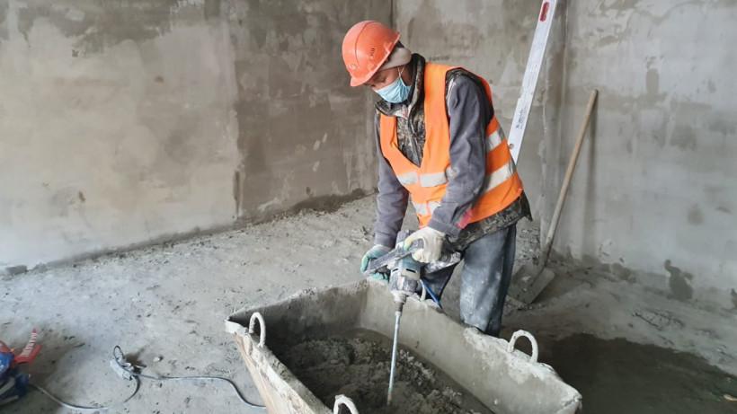 Соблюдение мер по профилактике коронавируса проверяют на строительных площадках в Подмосковье