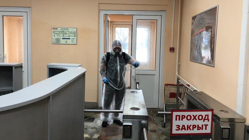 Соблюдение санитарных требований проверили на 330 предприятиях в Московской области