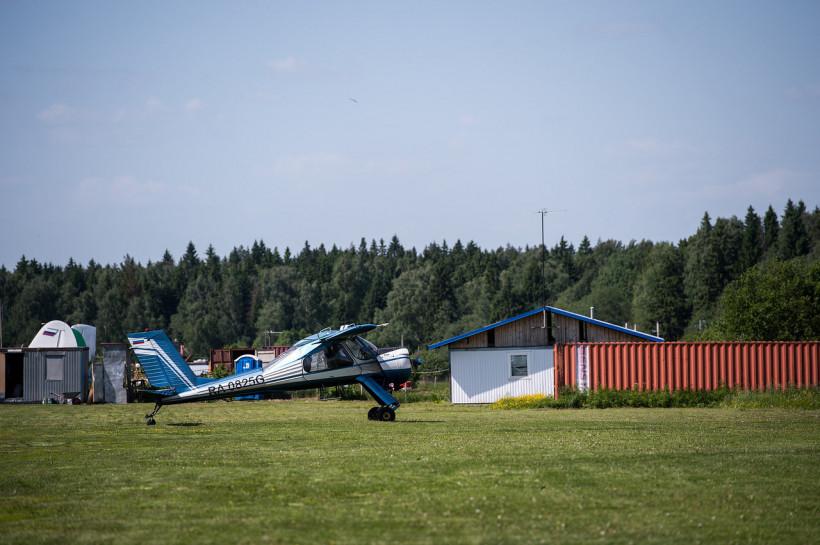 Согласовать размещение объектов рядом с аэродромом «Черное» можно онлайн