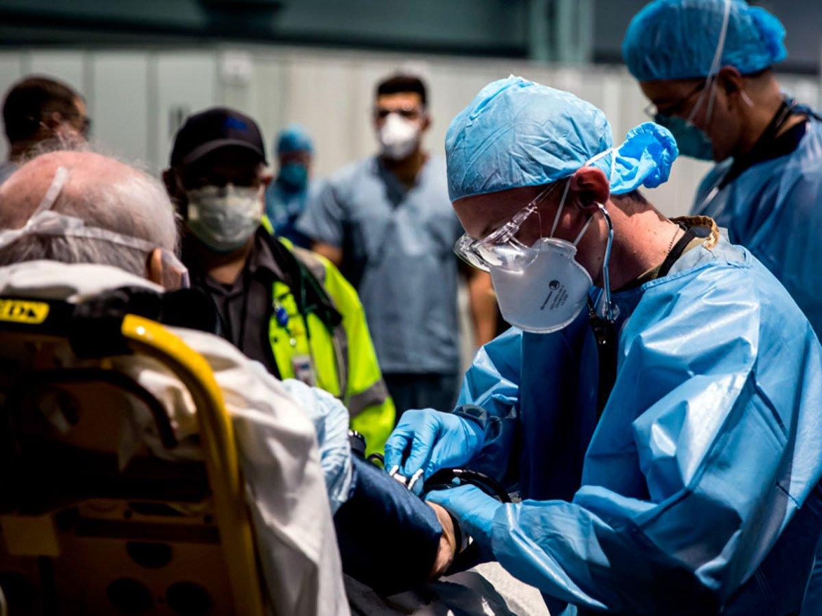 Ученые заявили об открытии снижающего смертность от кавида препарата