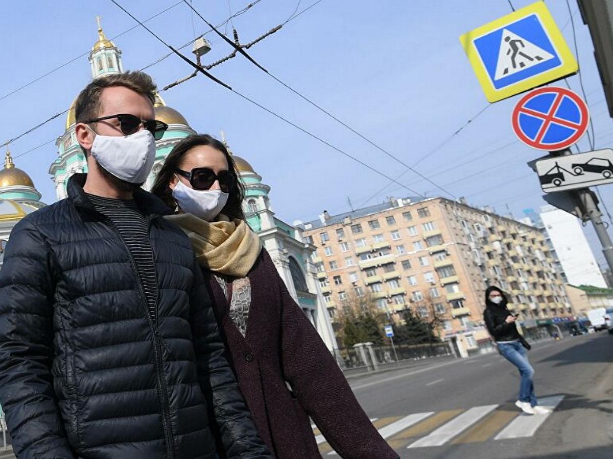 Стало известно, когда москвичам разрешат гулять наулице