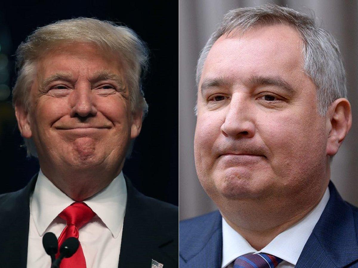 Трамп анонсировал «супер-пупер-ракету», насмешив Рогозина и став мемом в Сети