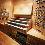 Трансляция закрытия XII Международного органного фестиваля им. Л. Ройзмана