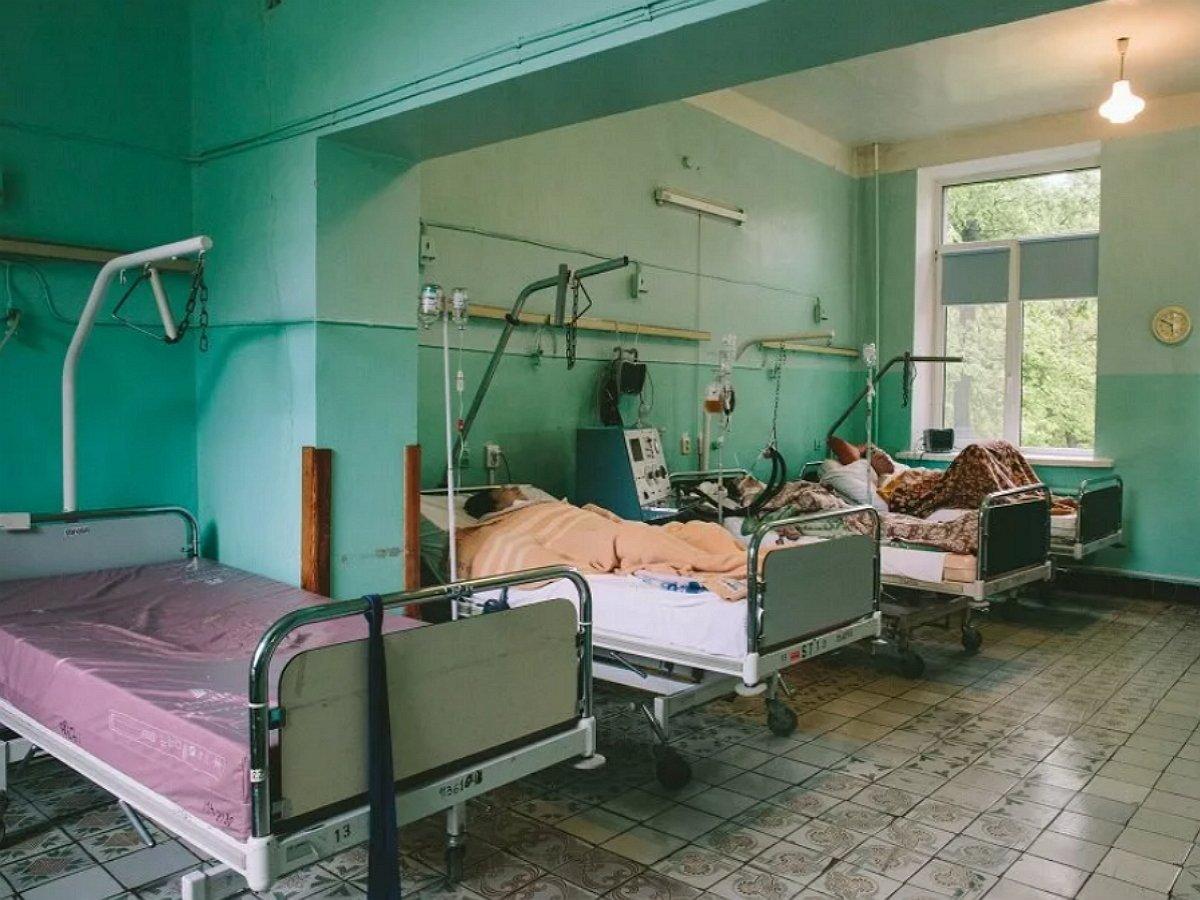 ужасы лечения от COVID-19 в Карабихе