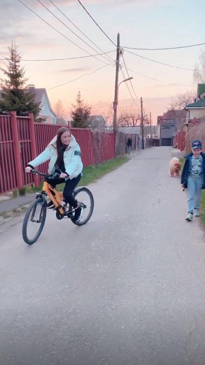 Инстаграм Юлии Михалковой сториз