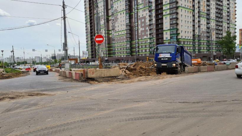 Участок Путилковского шоссе расширят в Красногорске