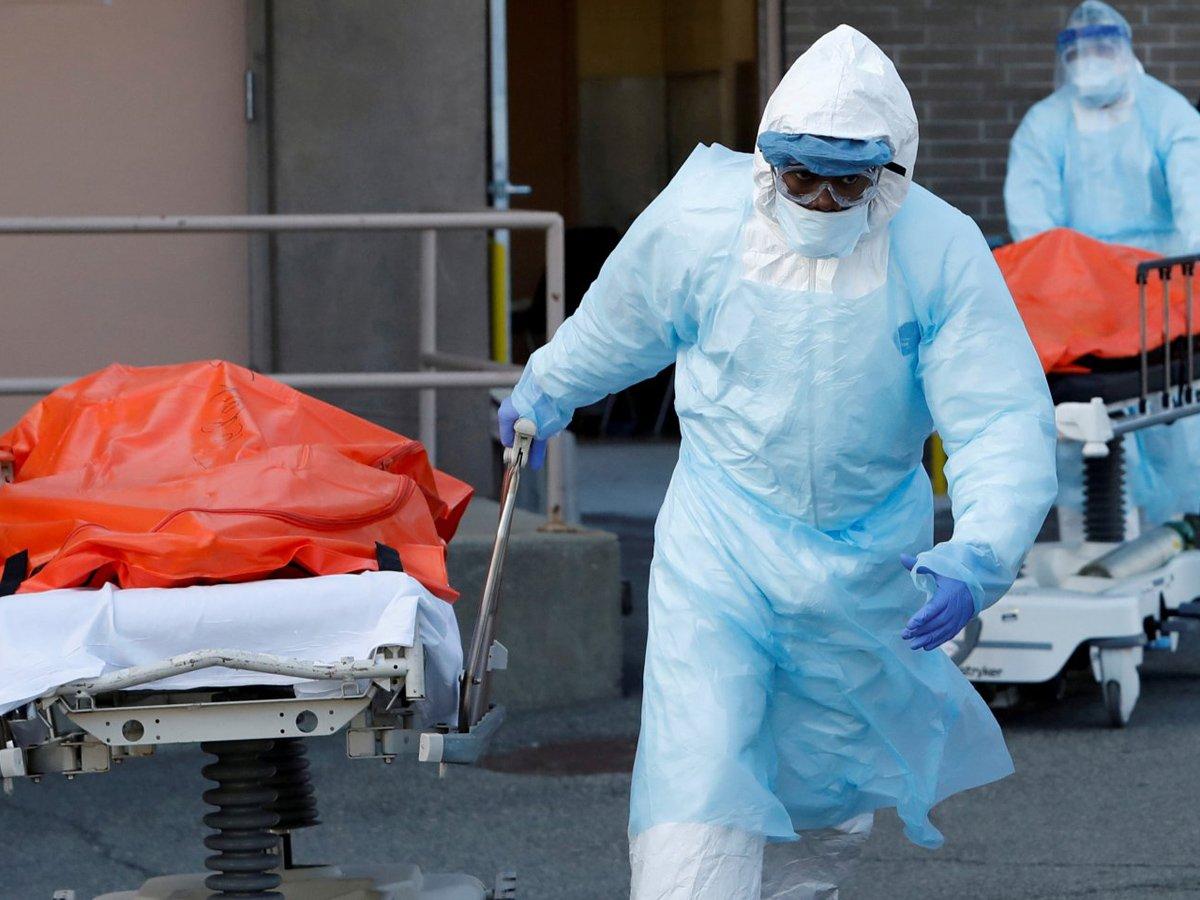 ученые прогнозируют высокую смертность от коронавируса