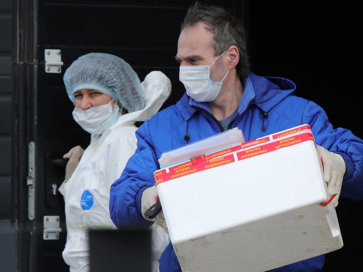 В 11 регионах РФ можно отменять коронавирусные меры «прямо сейчас»