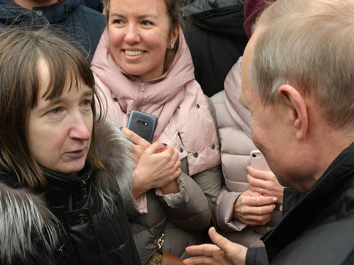 В Кремле заявили о недоверии к рейтингу Путина от «Левады»