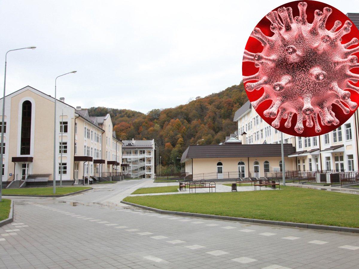 В Сочи пациентка с коронавирусом сбежала из больницы