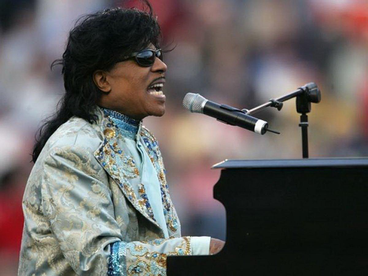 В США умер один из основателей рок-н-ролла Литтл Ричард