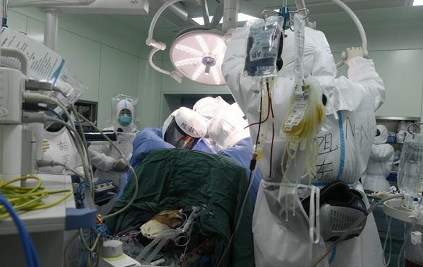 В Ухане пересадили легкие пациенту, перенесшему COVID-19