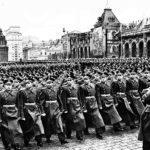 Виртуальная встреча «Парад Победы 1945»