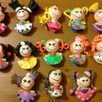 Виртуальный мастер-класс «Кукла-магнит»