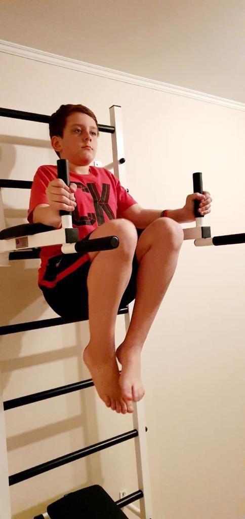 Во время самоизоляции подмосковные спортсмены тренируются дистанционно