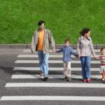 Встреча «Пешеход на улице»