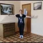 «Занятия по хореографии» онлайн урок