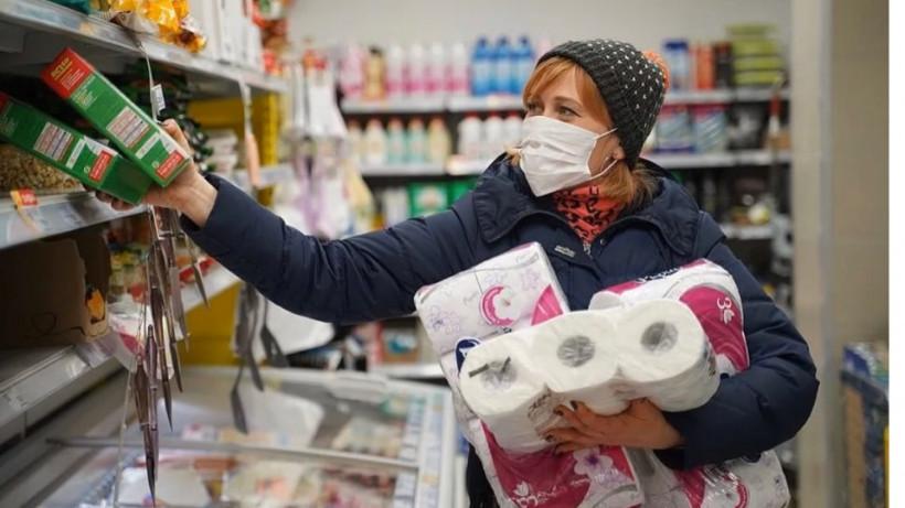 Жители Московской области смогут приобрести маски в сетевых магазинах