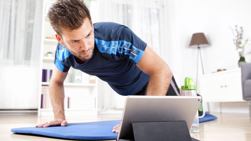 «Живу спортом» провел почти 50 онлайн-занятий по различным направлениям