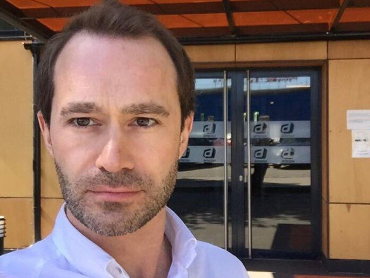 Актер и хореограф Максим Парфенов погиб, выпав с11-гоэтажа вМоскве