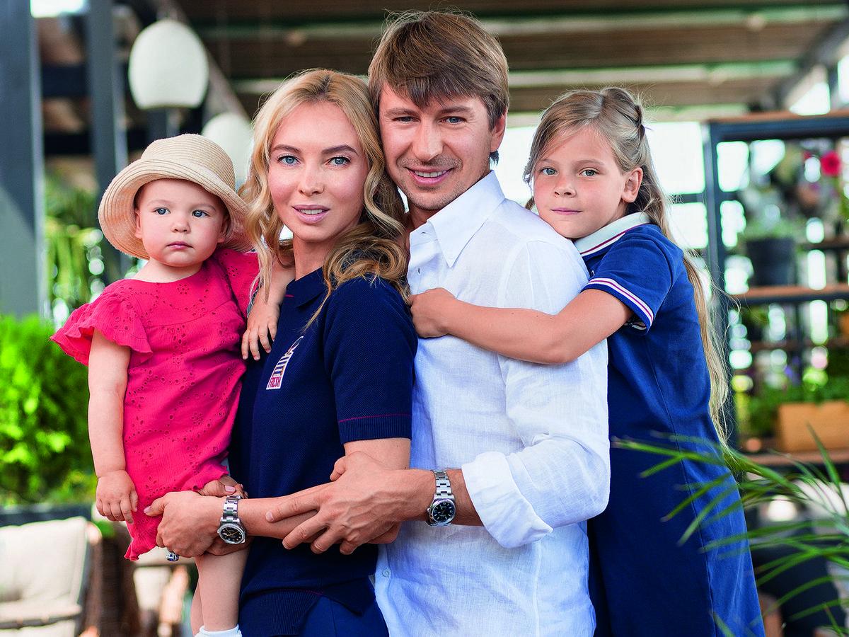 Алексей и Мишель Ягудины станцевали под Little Big