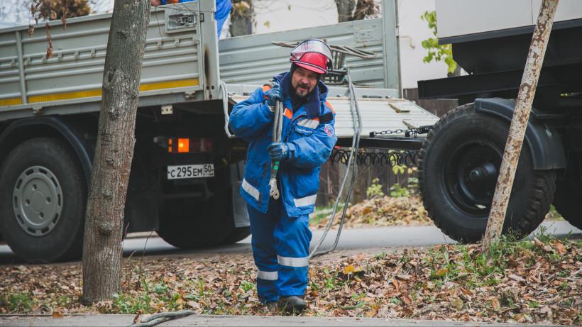 АО «Мособлэнерго» отремонтирует 19 энергообъектов в городском округе Истра