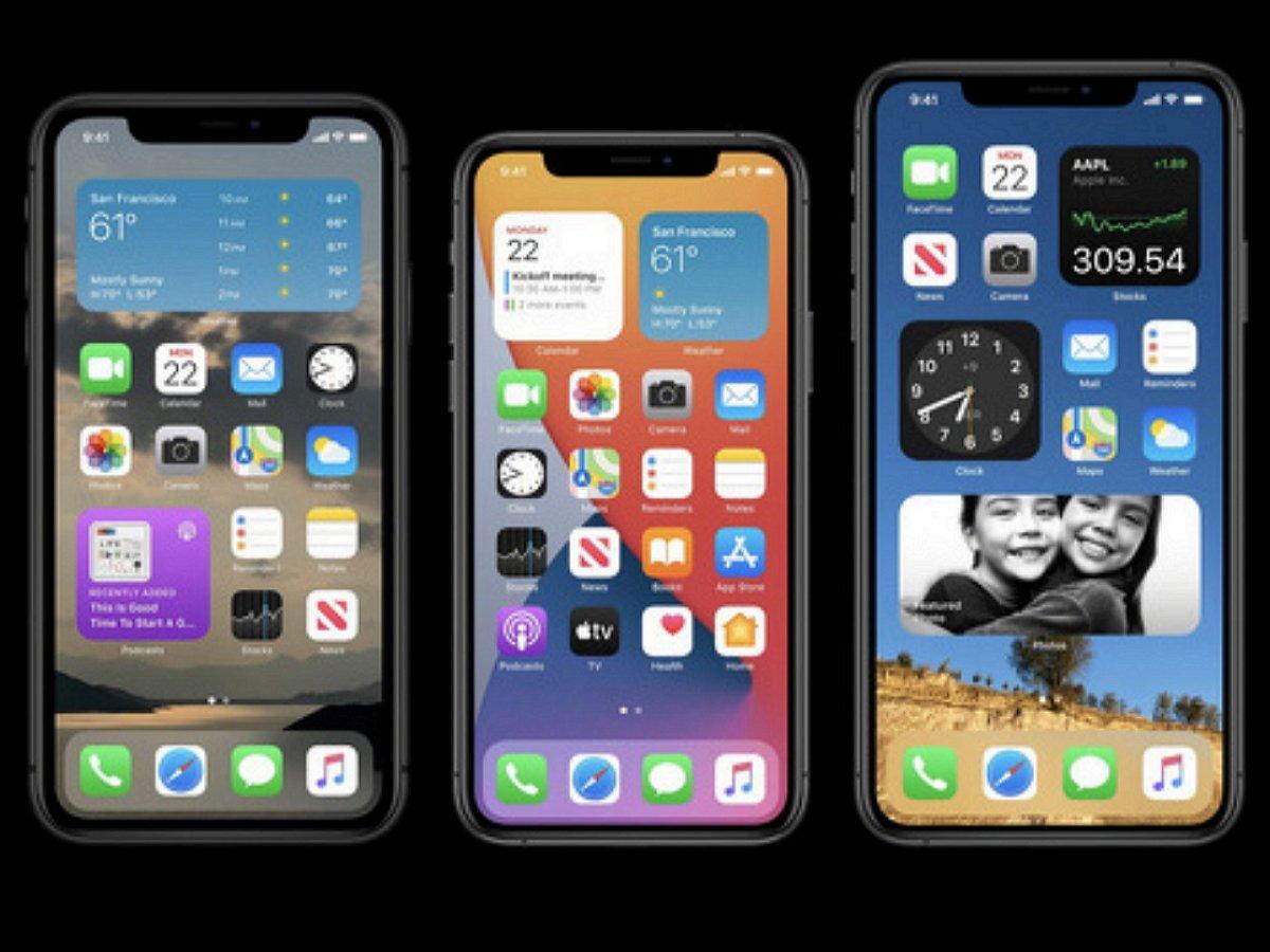 Apple официально представила iOS 14 для iPhone с виджетами и меню приложений