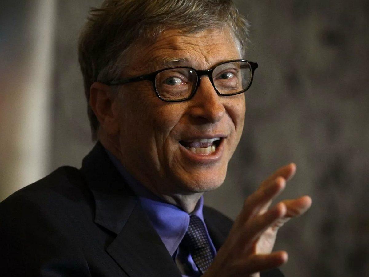Билл Гейтс прокомментировал обвинений в «чипировании» людей