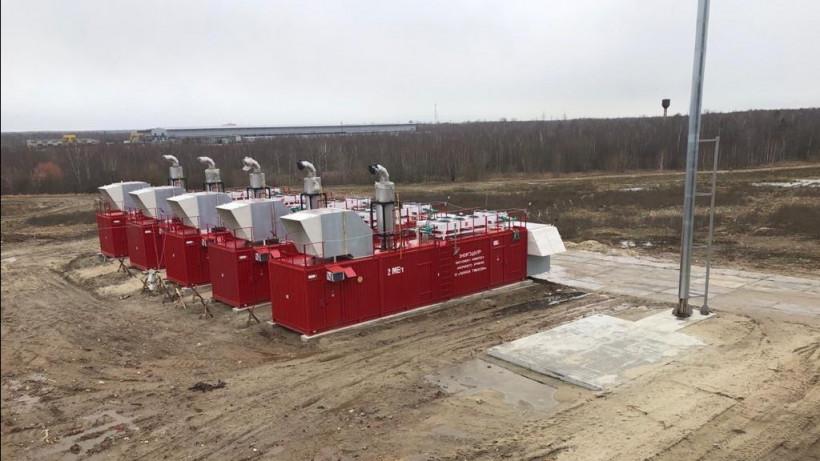 Биогазовая станция «Тимохово» будет перерабатывать до 200 тыс. тонн отходов в год