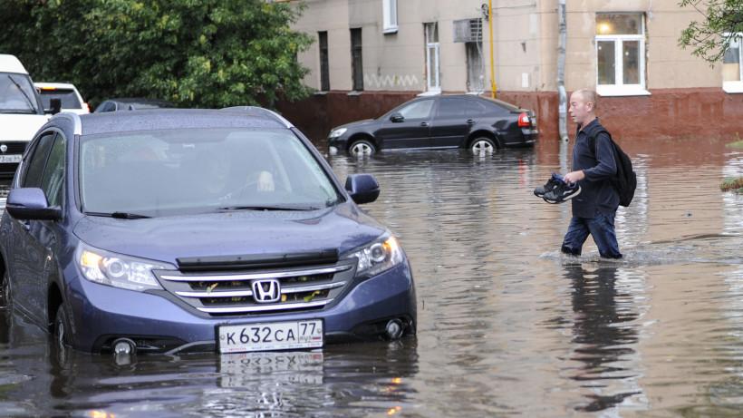 Более 200 обращений по подтоплениям территорий рассмотрел Госадмтехнадзор за выходные