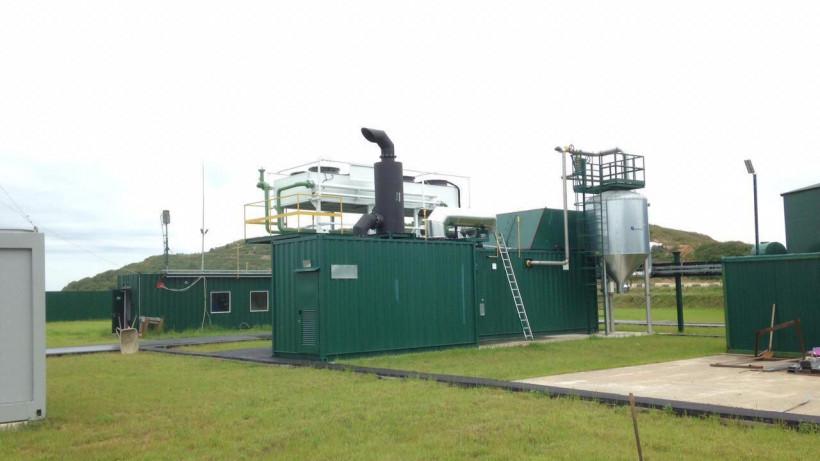 Более 30 тыс. тонн в год газа от полигона «Торбеево» будет генерироваться в «зеленую» энергию