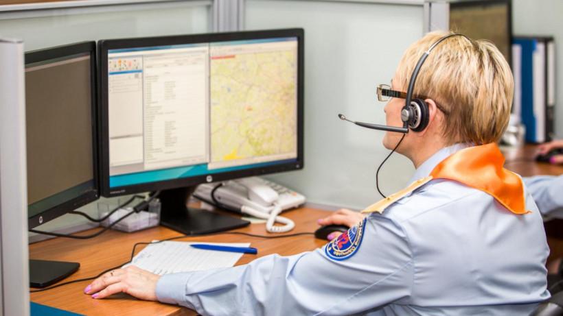 Более 40 млн звонков поступило на единый номер спасения «112» в Подмосковье